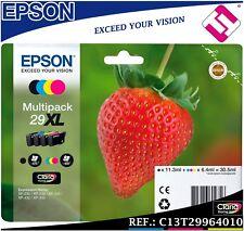 PACK TINTA T2996 ORIGINAL IMPRESORAS EPSON CARTUCHO C13T29964010 EXPRESSION HOME