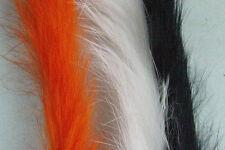 3x BANDE de LAPIN - CHOIX DE COULEUR - montage mouche peche conejo montaje mosca