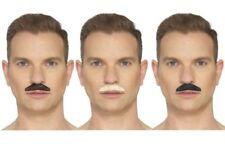 Le Chevron Moustache Hommes Tash Accessoire Déguisement 3 Couleurs