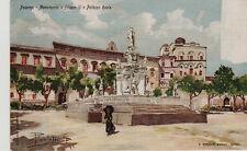 #PALERMO: MONUM. A FILIPPO V E PALAZZO REALE