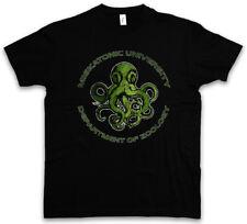 Miskatonic University Department of Zoology T-shirt boots CTHULHU Lovecraft