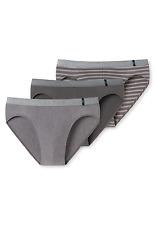 SCHIESSER Herren Rio-Sips 3er Pack Gr. 5-14 M-6XL Unterwäsche Unterhosen NEU