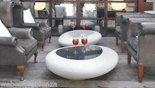 tavolino da salotto TONIN CASA KOS 8190 polipropilene e plexiglass vari colori