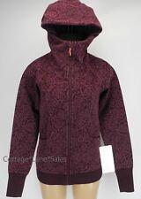 NEW LULULEMON Scuba Hoodie III 4 6 Posey Red Grape Bordeaux Drama NWT Jacket
