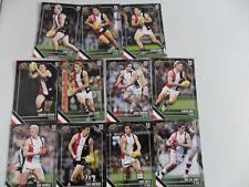 2011 SELECT AFL CARDS ST.KILDA SAINTS TEAM BASIC SET