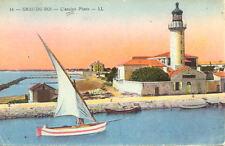 LE GRAU-DU-ROI 14 l'ancien phare