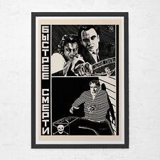 RUSSIAN AVANT GARDE Art Poster - Russian Constructivism Print - Vintage Film Pos