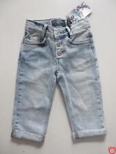 SALE %% BLUE EFFECT slim Capri kurze Jeans Hose 1151-3489 ice NEU