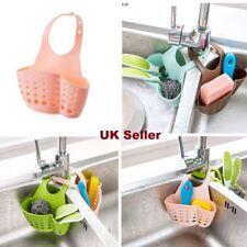 Kitchen Organiser Hanging Basket Storage Sink Pouch SpongeHolder Caddy Bathroom