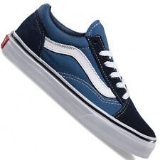 Vans K Old Skool baskets enfants Chaussures de sport chaussures plates à lacets