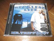 Chicano Rap CD Mr. Trippalot - Reckless Life - Dinero Knightowl - West Coast