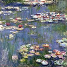 Póster / Foto En Lienzo Rosa Marina - Claude Monet