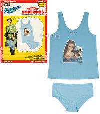 Underoos Star Wars Princess Leia Girls Underwear Set  Extra Large XXL NIB