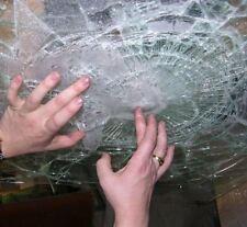 Seguridad y de seguridad Ventana Película / Transparente Protección De Vidrio / 175 Micrones 007 * Tamaños