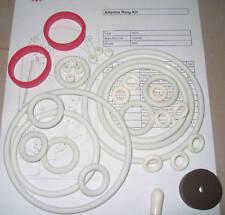 1975 Gottlieb Atlantis Pinball Rubber Ring Kit