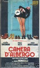 CAMERA D' ALBERGO GASSMAN VITTI MONTESANO MONICELLI VHS