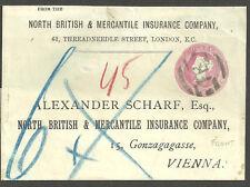 Q.Victoria 3D Carmine Die Fb Cancel Mercantile Insurance Company Front To Vienna