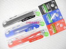 9 Refills for Pilot FriXion Ball 3 Multi Pen 0.5mm Erasable Roller ball pen