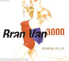 BRAN VAN 3000 - Drinking In L.A. (UK 3 Tk 1999 CD Single)