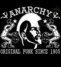 Punk T-Shirt The Ruts Sex Lenin Commumisim Anarchy Pistols Revolution Clash 70s