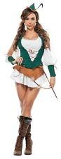 Sexy Starline Sherwood Beauty Robin Hood Dress 2pc Costume S4324