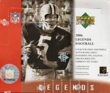 2006 Upper Deck Legends Football - Pick A Player