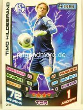 Match ATTAX 13/14 2013/2014 - Schalke 04-scegliere scheda