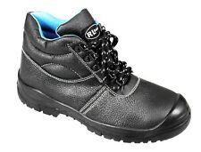 Chaussures De Sécurité De Travail Bottes Cuir S3 Bauchampion Tailles: 36-48