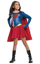 GIRL'S DC Comics TV Supergirl Costume