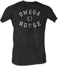Animal House Omega House Adult T Shirt Classic