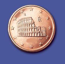 ITALIA 5 CENT FDC SCEGLI L'ANNO: 2003-2004-2005-2007-2009-2014