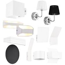 [lux.pro]® Wandleuchte Wandlampe Beleuchtung Flurlampe Wandstrahler Metall Lampe