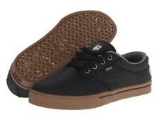 ETNIES 4101000323 968 JAMESON 2 ECO MN'S (M) Black/Gum Canvas Skate Shoes