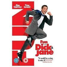 Fun With Dick & Jane [DVD], Very Good DVD, Luis Saguar, Michelle Arthur, Gloria