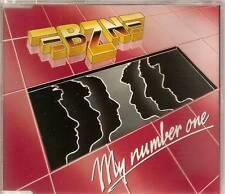 BZN - my number one CD MAXI 4TR europop 1993 HOLLAND