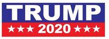 2020 TRUMP BUMPER STICKER or Helmet Sticker D3707