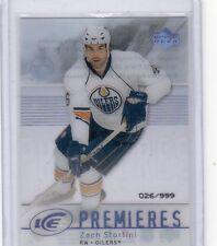 2007-08 UPPER DECK ICE PREMIERES ZACH STORTINI #178 26/999
