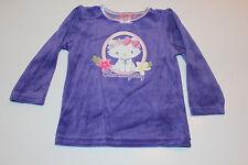 Velours enfants pyjama set pyjama fille Charmmy kitty violet 98 104 110 116 #21