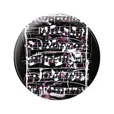 Aimant / MAGNET POUR FRIGO NEUF Bouton Designer MUSIQUE MOTIFS ROCK YOU 16643