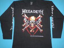 Megadeth - Killing is My Business T-shirt Long Sleeve