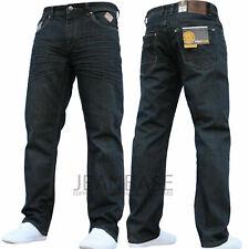 New Mens Kam Clearance Jeans Striaght Leg and Slim Leg Cheap Bargain Trousers