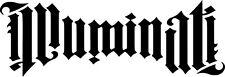 Illuminati Vinyl Sticker Decal Da Vinci Code - Choose Size & Color