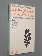 DAS RELIGIÖSE UND DIE MODERNE KUNST, P.Marie-Alain Couturier