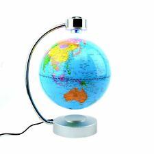 Globo Led mundo flotante levitación magnética juguetes educativos Decoración de Hogar Oficina