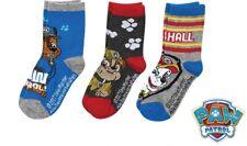 3er Pack Nickelodeon Paw Patrol Söckchen Socken Strümpfe Gr. 23 - 34 NEU u OVP