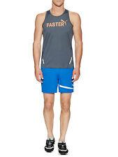 Puma Men's Sport Shorts Gym Soccer Workout Polyester Royal