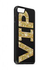 iPhone VIP Top Secret 1 SILIKON Flipcase Tasche Hülle Case Cover Schutz Handy