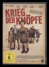 DVD KRIEG DER KNÖPFE - DER KINOFILM mit KAD MERAD aus WILLKOMMEN BEI DEN SCH'TIS