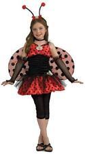 Ladybug Lady Bug Insect Animal Fancy Dress Up Halloween Teen Tween Costume