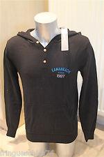 pull noir KANABEACH BIOLOGIK kinsky T M hiver 2012/13 NEUF ETIQUETTE val 95€